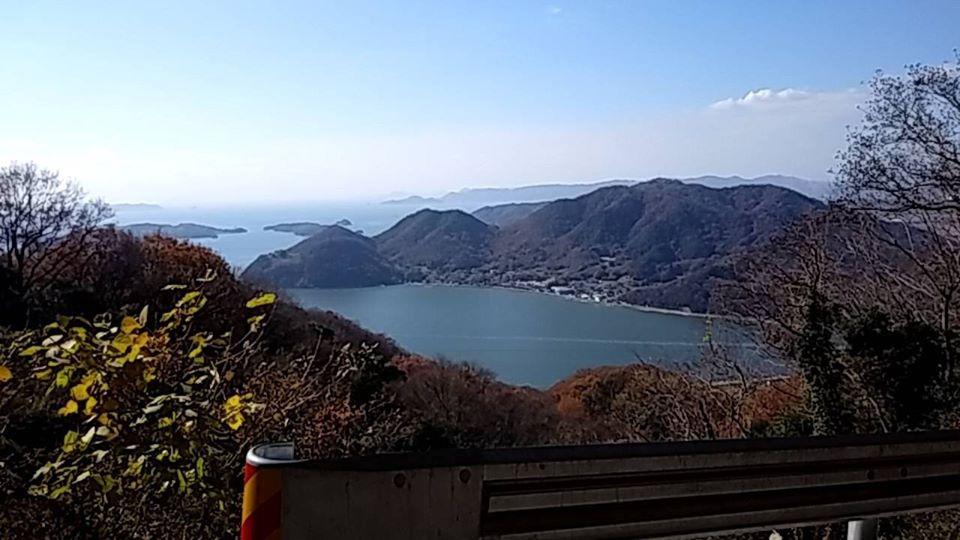 大島の御嶽山に登ってきました!